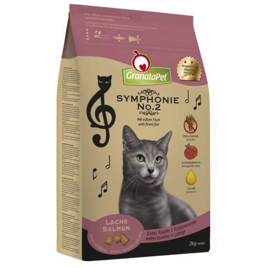 Lazac száraztáp - GranataPet Symphonie No.2., 400 gr